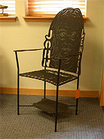 """John Lennon Chair"" 2001 by Ries Niemi"