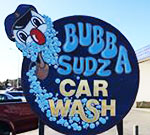 Bubba Sudz Car Wash